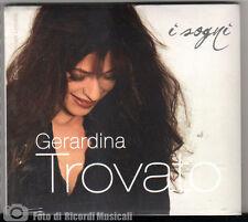 CDS GERARDINA TROVATO - I SOGNI **SIGILLATO** Anno 2008 **7 TRACKS**