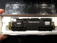 Atlas Penn Central PC SD35 low nose road # 6031 DCC Ready N Scale New #49437