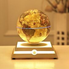 Magnetic Floating Levitating Globe & Star Constellation Map For Christmas Gift