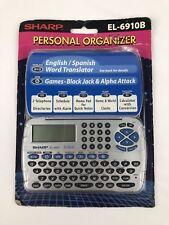 Sharp Electronic Personal Organizer EL-6910B
