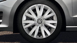"""1 Satz Radzierblenden 16"""" Original Volkswagen Zubehör"""