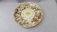 Wedgwood Daily Mail Collectors Calendar Plate 2004
