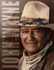 John Wayne Stagecoach Tin Sign - 12.5x16