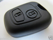 FOR  Peugeot 107 207 307 407 remote  key fob compatible case 2 buttons(12)