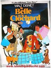 Affiche La Belle Et Le Clochard Ebay
