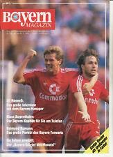 BL 88/89 FC Bayern München - VfB Stuttgart