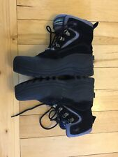 Boots Men Itasca Thinsulate Insulation Black Size 8 Style Lutsen Leather 6440145