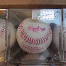 Rawlings Pink MLB Mothers Day Baseball With Display Cube ROMLBMOM