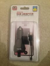 New Nintendo Gameboy Micro GBM In Car Charger Adapter