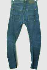 """Core By Jack & Jones Mens Stan Jeans Anti Fit Button Fly 31""""x31"""" Skinny"""