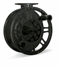 Tibor Everglades Fly Reel, Black, NEW!  FREE FLY LINE!