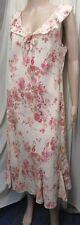 Per Una Linen Floral Plus Size Dresses for Women