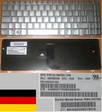 Tastiera Qwertz Tedesca HP DV4 DV4-1000 NSK-H570G 9J.N8682.70G PK1303V01A0