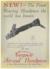Cooper Air-Cool Handpiece Metal Reproduction Sign (714)