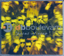 DB Boulevard. Point of view. REMIXES (2002) CDSingle NEW & SEALED 6Tracks 1Video