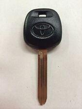 New Toyota Scion Transponder G Chip Key Blank 89785-08040 USA Seller