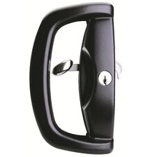 Whitco W500217 Sliding Door Lock Blaxland Black