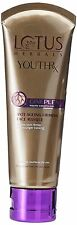 Lotus Herbal Youth Rx Anti Ageing Firming Face Masque 80g