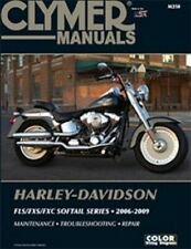 Clymer Repair Shop Manual Harley Davidson Softail FLS/FXS/FXC Models 06-09 M250