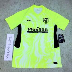 Nike Atlético Madrid Men's M 2020/21 3rd Soccer Jersey Vaporknit CK7650-703 $165