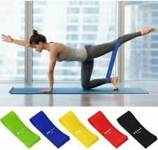 Resistance Bands Set Exercise Sports Loop Leg Fitness Home Gym Yoga Pull Up USA