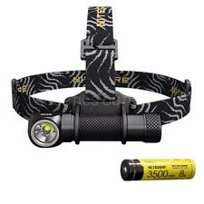 NITECORE HC33 1800 Lumen High Performance LED Headlamp & NL1835HP Battery
