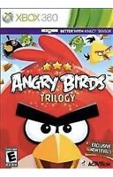 Angry Birds Trilogy Xbox 360 Kids Game 1 2 & 3