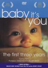 Baby it's you -The First three years (DVD US Region ) with DVD extra