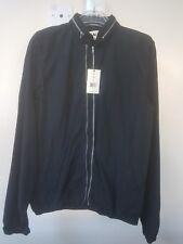 Men's You Must Create (ymc) Double Zip Black Jacket P5eai Size S