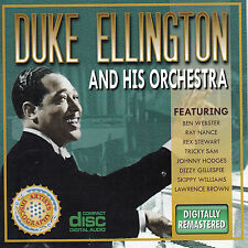 DUKE ELLINGTON and His Orchestra CD - New