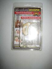 Woodland Whisper - Behind the Ear Hearing Enhancer - WW - Hearing Amplification