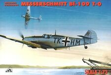 MESSERSCHMITT Bf 109 T-0 TRAGERJAGER (GRAF ZEPPELIN FIGHTER)#72005 1/72 RPM