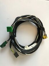 OEM  VW Kabel Cable AUX IN and USB for MIB2 MIB2.5 Radio 1.35m