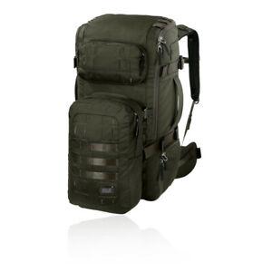 Jack Wolfskin Unisex TRT Rail 65 Travel Backpack Green Sports Outdoors