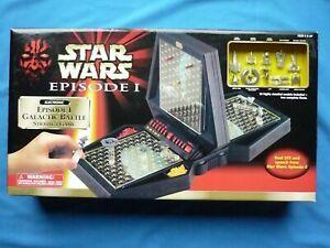 Star Wars Episode 1 Galactic Battle Battleships Board Game  - Pieces & Parts 50