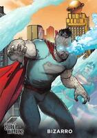 BIZARRO / DC Comics Super-Villains (Cryptozoic 2015) BASE Trading Card #06