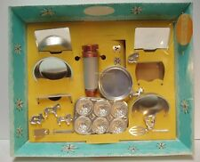 Mirro  Like Mother's  Miniatures Cooky Press Set No. T-0142
