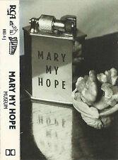 Mary My Hope Museum CASSETTE ALBUM Alternative Rock Post Rock Hard Rock USA