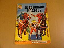 BD EO COLLECTION DU LOMBARD / LES AVENTURES DE CORENTIN - LE POIGNARD MAGIQUE
