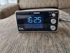 DAB+ Radiowecker Philips AJB3552/12 schwarz