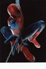 ANDREW GARFIELD signed Autogramm 20x28cm SPIDERMAN In Person autograph COA