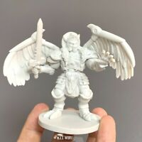 Eagle Knight Miniature For Dungeons & Drago DND Board Game Game Figure