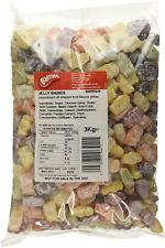 Jelly Babies Barratt Kg 3kg Barratts Sweets Pack New Uk