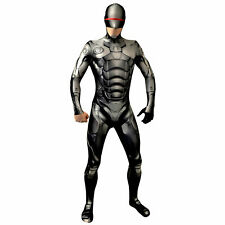 Robocop Morphsuit Fancy Dress Costume Great For Parties, Stag Events, Size L