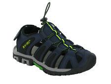 Hi-tec Cove JR Hiking Closed Toe Sandals Walking Kids Toggle Fasten UK10-6