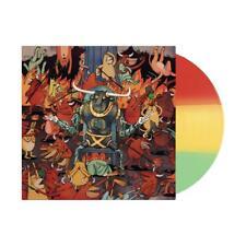 Dance Gavin Dance - Afterburner Vinyl (Rasta TRI-Color LP, Limited to 1000, NEW)