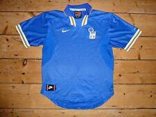 1996/97 large Italy Football shirt Jersey CAMISETA MAILLOT MAGLlA TRIKOT Italia