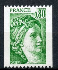 STAMP / TIMBRE DE FRANCE NEUF N° 1980 **  TYPE SABINE ROULETTE