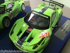 "Carrera Digital 132 30678 Ferrari 458 GT2 ""Krohn Racing, No. 57"" NEU OVP"