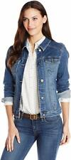 Women's Jacket Wrangler Authentics Women's Stretch Denim Jacket